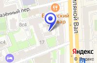 Схема проезда до компании КОМПЬЮТЕРНЫЙ САЛОН МЕГАБИТ в Москве