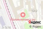 Схема проезда до компании Артхайтэк в Москве