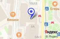 Схема проезда до компании ПРОИЗВОДСТВЕННАЯ ФИРМА ВАЛТОРН в Москве