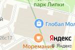 Схема проезда до компании Предприятие НИКС в Москве