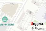 Схема проезда до компании Волжская строительная компания в Москве