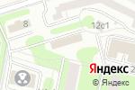Схема проезда до компании Спецнефтетранс в Москве