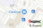 Схема проезда до компании Автоцентр на Корчагина в Москве