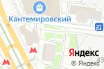 Схема проезда до компании Кебаб Кур в Москве