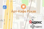 Схема проезда до компании Мостотряд-4 в Москве
