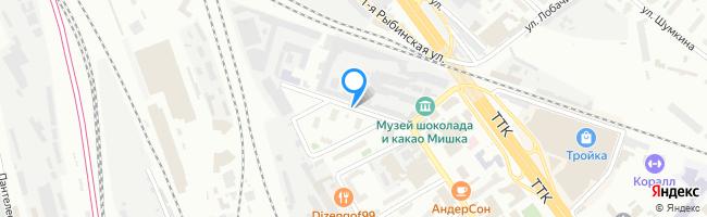 Малая Красносельская улица