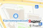 Схема проезда до компании Страна подарков в Москве