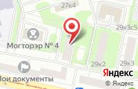 Схема проезда до компании Нэкстгейм Паблишинг в Москве