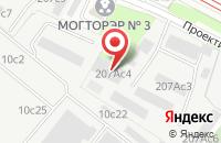 Схема проезда до компании Солво Интернешнл в Москве