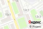 Схема проезда до компании Любимый доктор в Москве