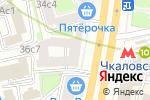 Схема проезда до компании МФБ-Капитал в Москве