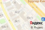 Схема проезда до компании Московское сервисное агентство в Москве