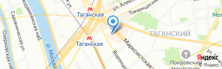 StepForward IT на карте Москвы