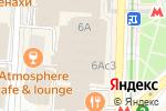 Схема проезда до компании Магазин тканей в Москве