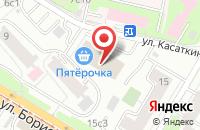 Схема проезда до компании Офис-Трейдинг в Москве