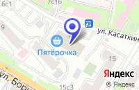 Схема проезда до компании ПРОИЗВОДСТВЕННОЕ ПРЕДПРИЯТИЕ ИНТЕРЛЕСТРАНС в Москве