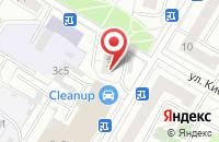Схема проезда до компании Ирэна в Москве