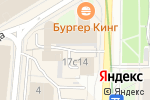 Схема проезда до компании Фальконэ Центр в Москве