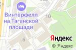 Схема проезда до компании Wine day в Москве