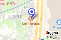 Схема проезда до компании КОМПЬЮТЕРНЫЙ МАГАЗИН ПАРТИЯ И ДОМИНО в Москве