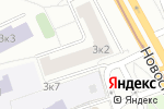 Схема проезда до компании Ломбард Гарант Юг в Москве