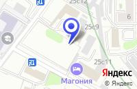 Схема проезда до компании ПРОИЗВОДСТВЕННОЕ ПРЕДПРИЯТИЕ СЕБА ЭНЕРГО в Москве