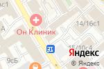 Схема проезда до компании Pragnum & partners в Москве