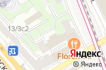 Схема проезда до компании Mosskey в Москве