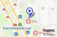 Схема проезда до компании АПТЕКА ДЖАЙТ в Москве