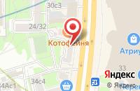 Схема проезда до компании Агромаксимум в Москве
