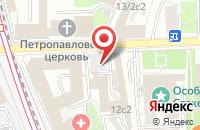 Схема проезда до компании Издательство Класс! в Москве