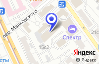 Схема проезда до компании ПТФ МАРКАУНТ в Москве