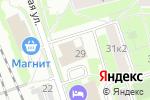 Схема проезда до компании Магазин товаров для дома на Касимовской в Москве