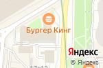Схема проезда до компании DeZALI в Москве
