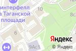 Схема проезда до компании ZDES в Москве