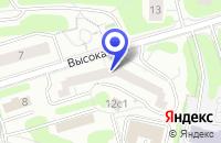 Схема проезда до компании ПТФ РЕНЕССАНС-2 в Москве