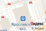 Схема проезда до компании Vape Live в Москве