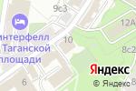 Схема проезда до компании Поддержка памятников деревянного зодчества в Москве