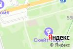 Схема проезда до компании Садовники в Москве