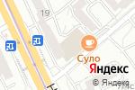 Схема проезда до компании БАЗАЛЬТ-КЕРАМИКА в Москве