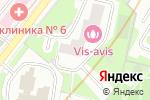 Схема проезда до компании Эксито в Москве