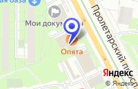 Схема проезда до компании РЕМОНТНАЯ СЛУЖБА КАСКАД-СЕРВИС в Москве