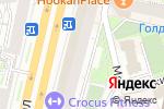 Схема проезда до компании Людмила в Москве