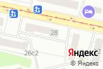Схема проезда до компании Магазин разливного пива на Нагатинской в Москве