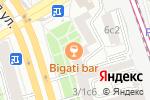 Схема проезда до компании Fresh bufet в Москве