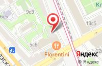 Схема проезда до компании Букбери в Москве