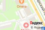 Схема проезда до компании Кофейня на Пролетарском проспекте в Москве
