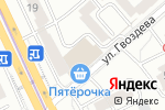 Схема проезда до компании Logibox в Москве