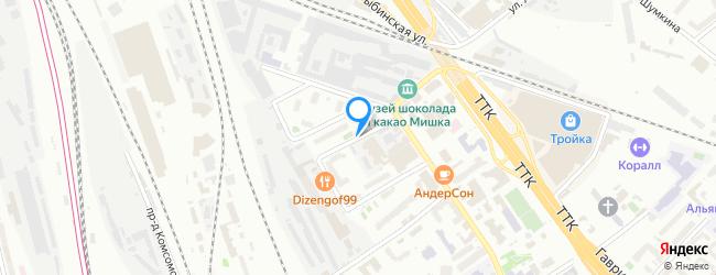 переулок Красносельский 4-й