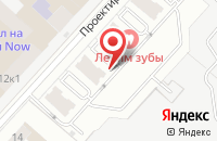 Схема проезда до компании Журнал  в Москве